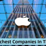 List Of Top 10 Richest Companies In The World – 2020